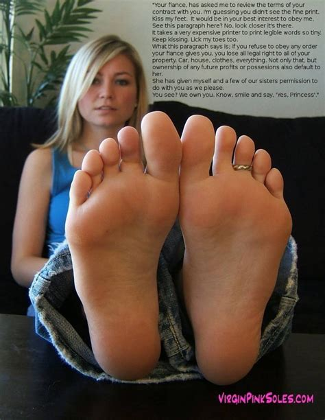 Forced Foot Worship Stories photo 22