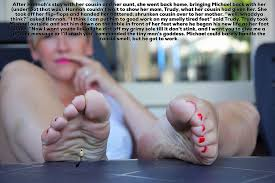 Forced Foot Worship Stories photo 27